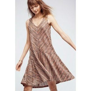 Anthropologie Maeve Westwater Dress Knit XS